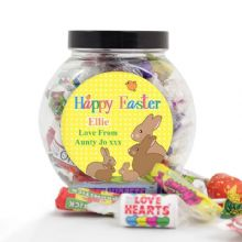 Easter Bunny Sweet Jar